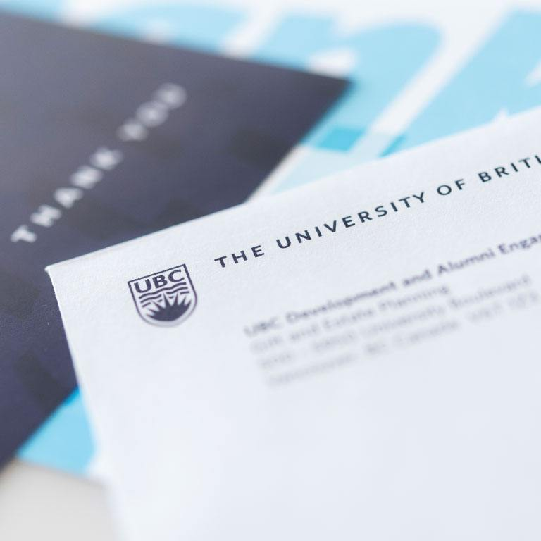 Stationery ubc brand business cards letterhead greeting cards and envelopes reheart Images